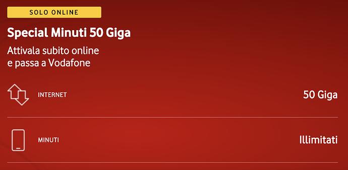 Special Minuti 50 Giga su MondoWireless.it